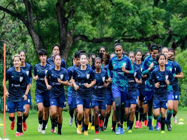 India women's football team. (Photo/ AIFF website)