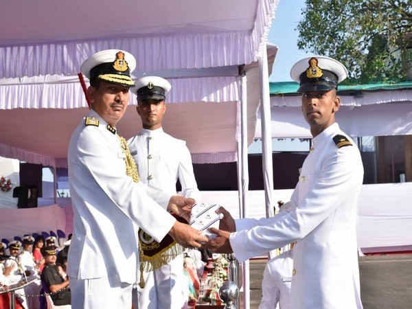 48 Asst Commandants passed out from Indian Coast Guard Training Centre in Kochi
