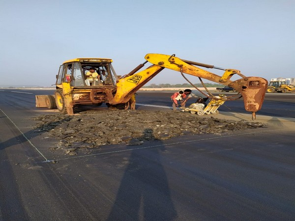 The Indian Navy has rescheduled pre-monsoon maintenance of runway to maximise utilisation