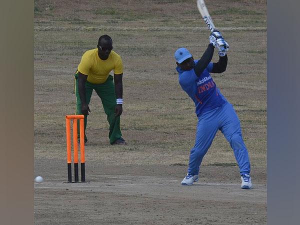 India batsman Sunil Ramesh