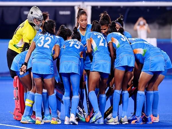 Indian Women's Hockey Team (Image: Hockey India)