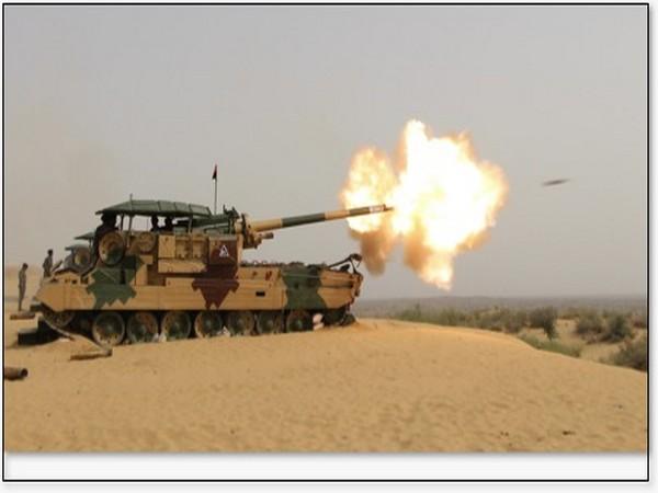 Visual of Tampella Mortars (Photo/PIB)