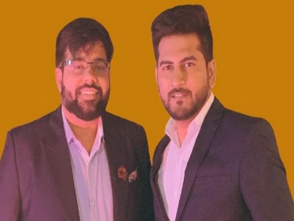 L to R: Bacca Bucci Founding Team - Natwar Agarwal and Anuj Nevatia