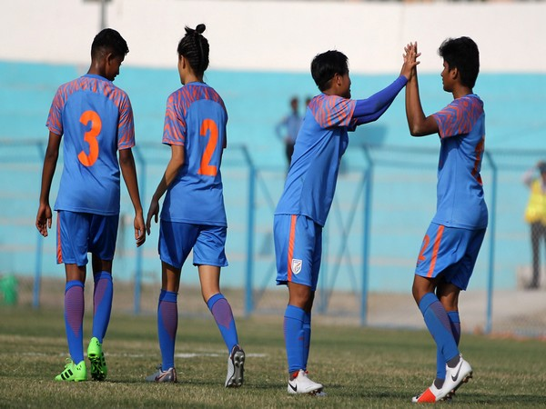 Indian women's football team players (Photo/ AIFF)