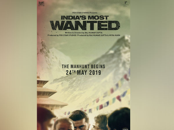 'India's Most Wanted' poster (Courtesy: Instagram)