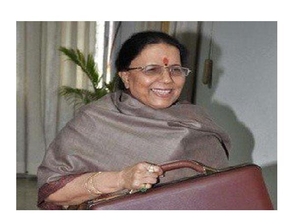 LOP in Uttarakhand Assembly Indira Hridayesh (File photo)