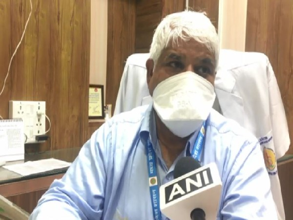 Chief Health Officer, Dr Saitya Bhure Singh, Indore