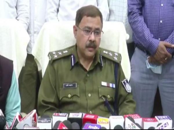 Manish Kapooria, Deputy Inspector General of Police