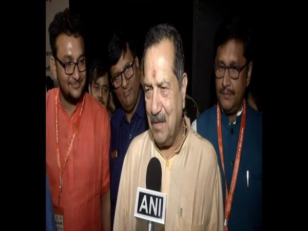Indresh Kumar speaks to ANI