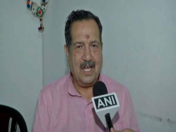 RSS leader Indresh Kumar speaking to ANI in New Delhi on Tuesday. (Photo/ANI)