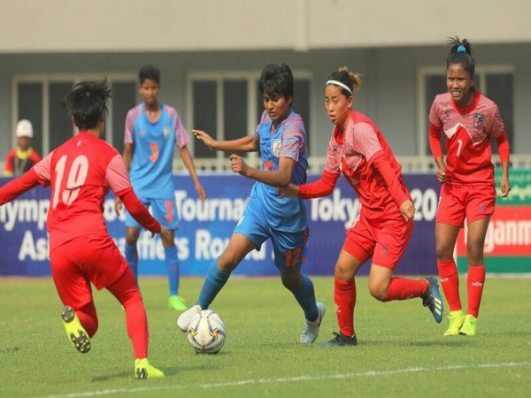 Indian women's team will play against Uzbekistan on April 5. (Photo/ AIFF website)