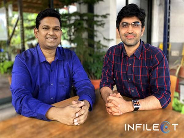 Infilect Founders, Anand Prabhu Subramanian and Vijay Gabale