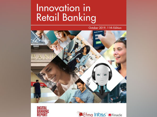 The report is based on responses from 350 banks and financial services companies worldwide