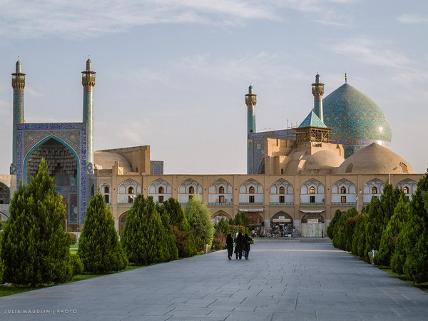 Shah Mosque located in Isfahan, Iran. (Representative Image)