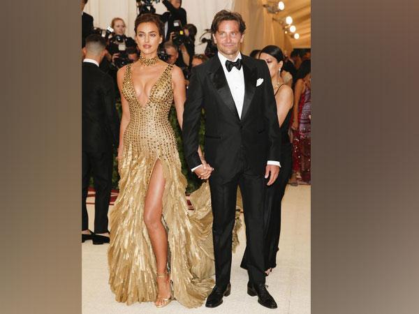 Bradley Cooper and Irina Shayk arrive at the Metropolitan Museum of Art Costume Institute Gala