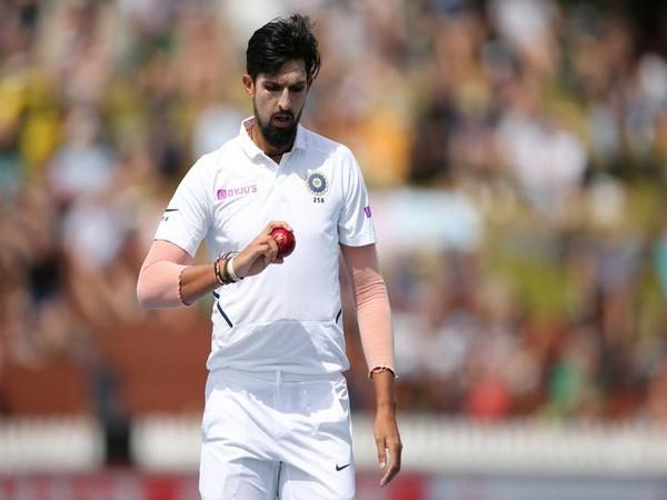 India pacer Ishant Sharma.