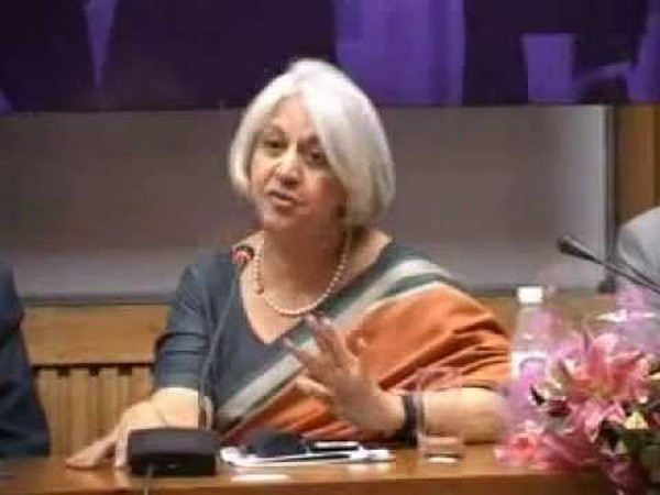 She was awarded Padma Bhushan by the President in 2009 for her services in education and literature