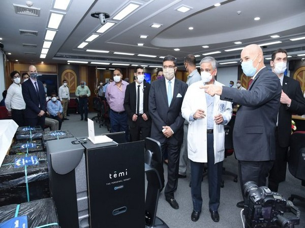 Embassy of Israel has contributed state-of-the-art artificial intelligence based technologies and high-end equipment to the AIIMS