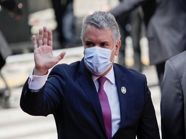 Colombian President Ivan Duque (Photo Credit - Reuters)