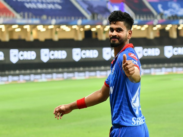 Delhi Capitals skipper Shreyas Iyer (Photo/IPL Twitter)