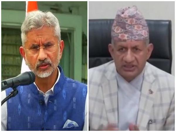 External Affairs Minister S Jaishankar and Nepal Foreign Minister Pradeep Gyawali