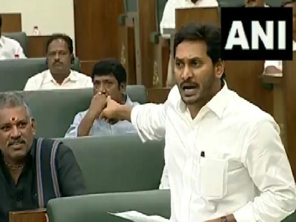 Andhra Pradesh YS Chief Minister Jaganmohan Reddy. (file photo)
