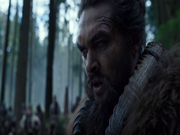 Jason Momoa in 'See'