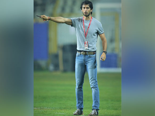 FC Goa head coach Juan Ferrando (Photo/ ISL)