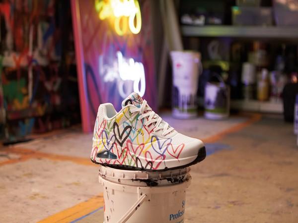 Skechers x JGoldcrown shoes
