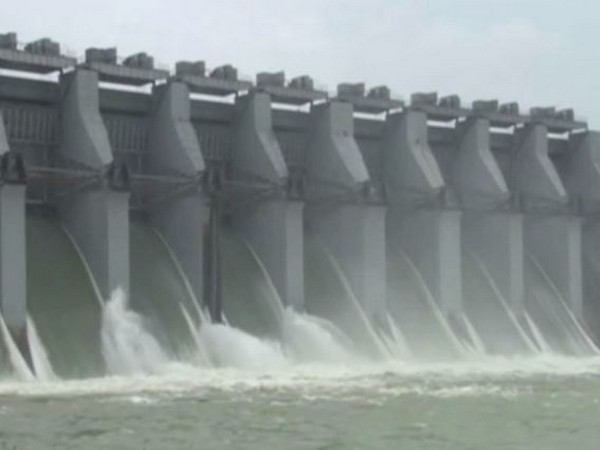 Visuals from Chandil Dam. (File photo)