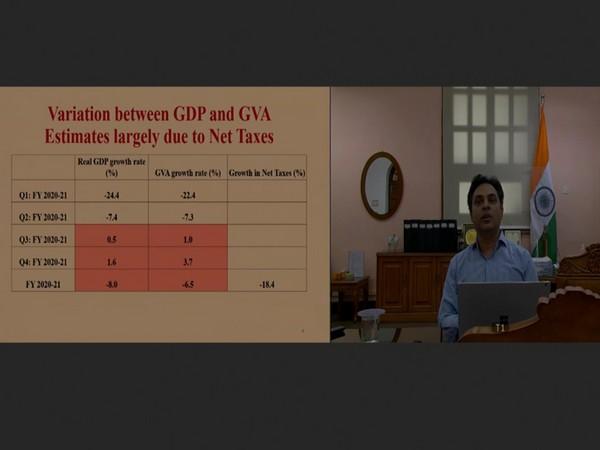 Chief Economic Adviser K V Subramanian