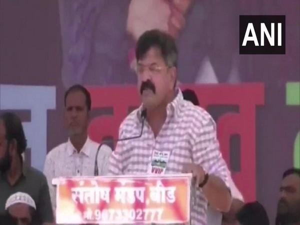 Maharashtra Housing Minister and NCP leader Jitendra Awhad