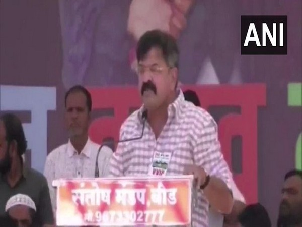 NCP leader and Maharashtra Cabinet minister for Housing Jitendra Awhad (File Photo)