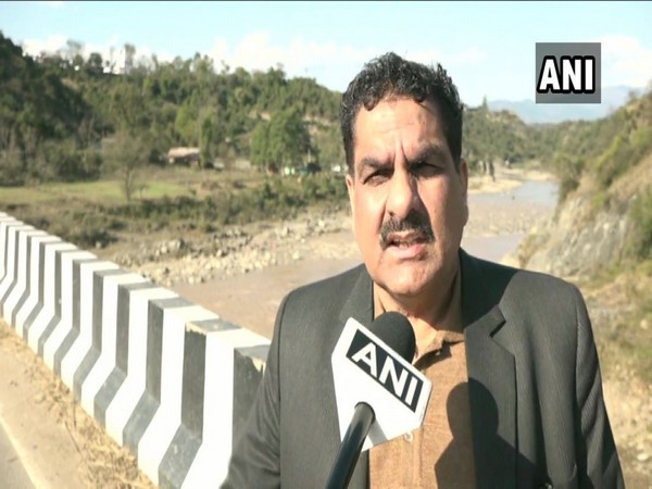 CMO Udhampur speaking to ANI on Friday
