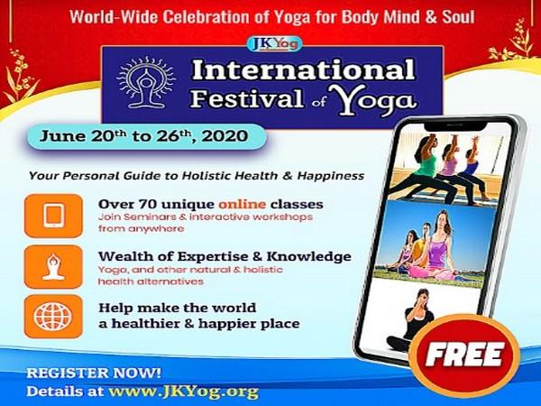 JKYog - International Festival of Yoga