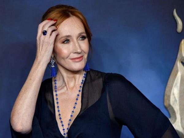 Author JK Rowling