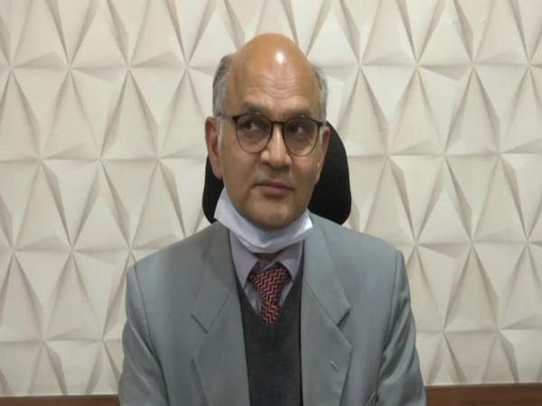 J&K Election Commissioner, KK Sharma. (Photo/ANI)