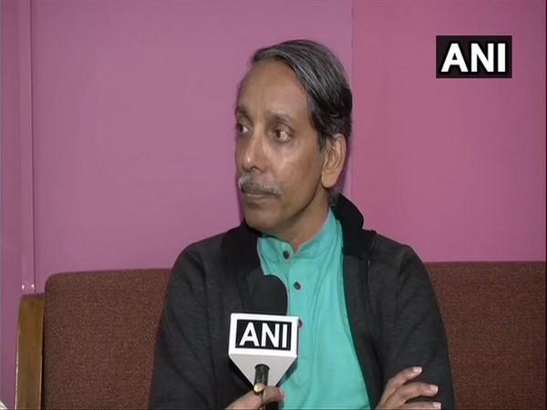 JNU Vice Chancellor Prof M Jagadesh Kumar speaking to ANI in New Delhi on Tuesday. Photo/ANI