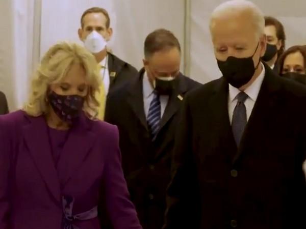 President-elect Joe Biden and future First Lady Jill Biden (Photo source: Twitter)