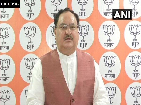 BJP president JP Nadda (File photo)