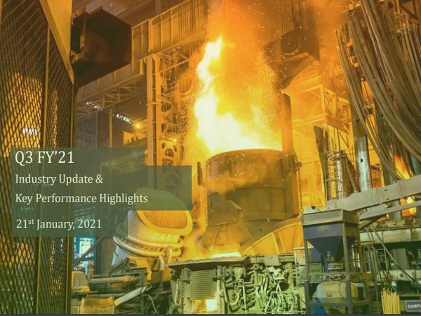 JSPL reported net debt reduction by Rs 3,289 crore during the quarter