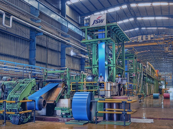 JSW Steel has an installed capacity of 18 million tonnes per annum