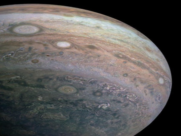 Image from NASA's Juno spacecraft of Jupiter, the largest planet in our solar system (Image credit: NASA/JPL-Caltech/SwRI/MSSS)