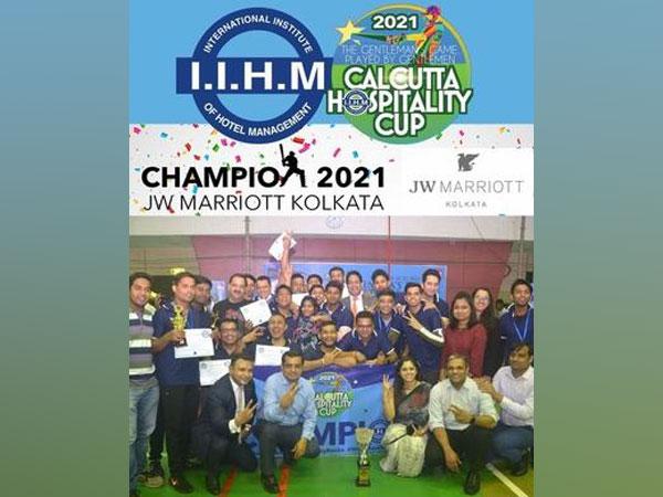 IIHM organised the annual Calcutta Hospitality Cup 2021