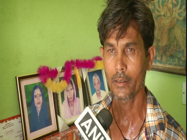Saudagar Mal, who lost his mother, father and wife in the blast speaks to ANI