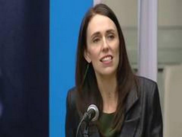 New Zealand's Prime Minister Jacinda Ardren