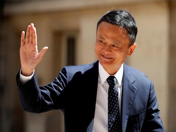 Chinese billionaire Jack Ma