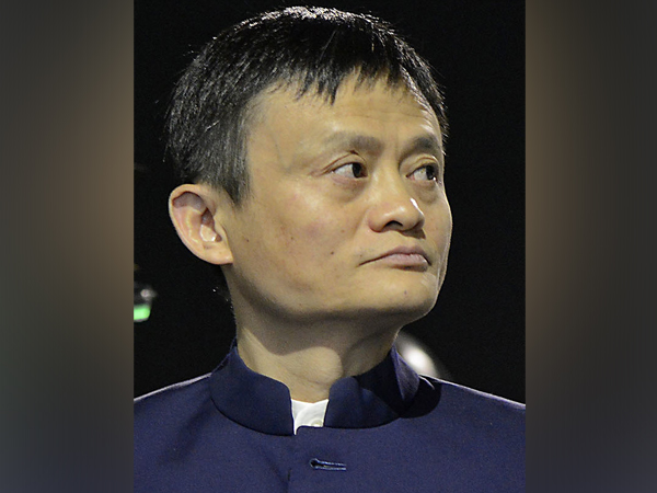 The donations were made through Jack Ma's charitable foundation