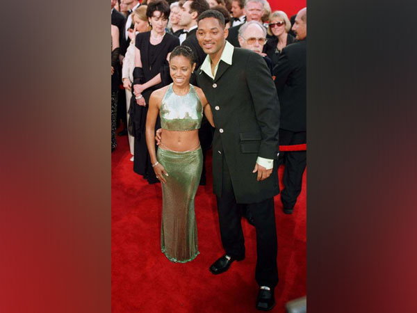Jade Pinkett Smith and Will Smith