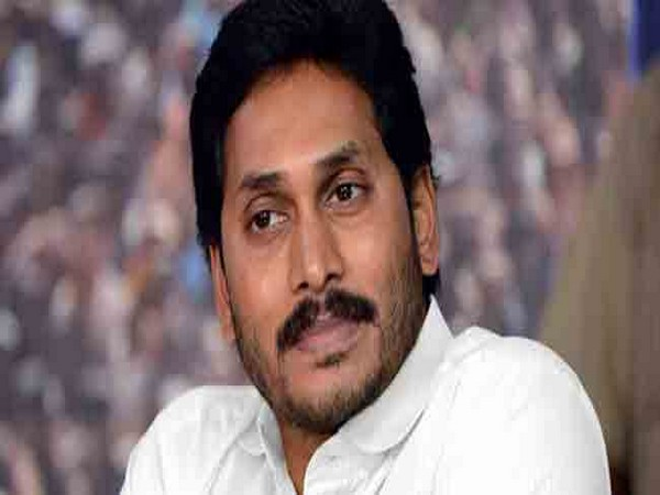 YSRCP chief YS Jagan Mohan Reddy